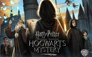 Геймплей Harry Potter: Hogwarts Mystery (видео)