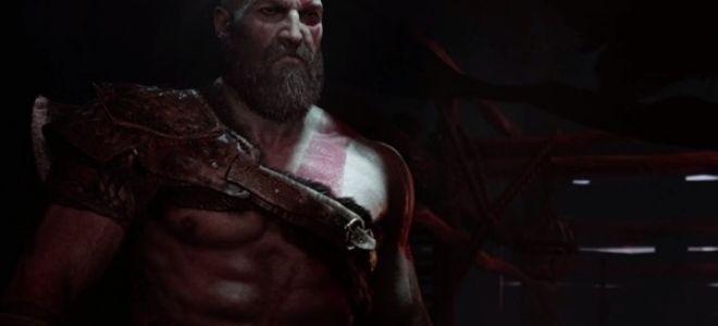 Реклама God of War (видео)