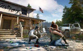 Новый трейлер Far Cry 5 (видео)
